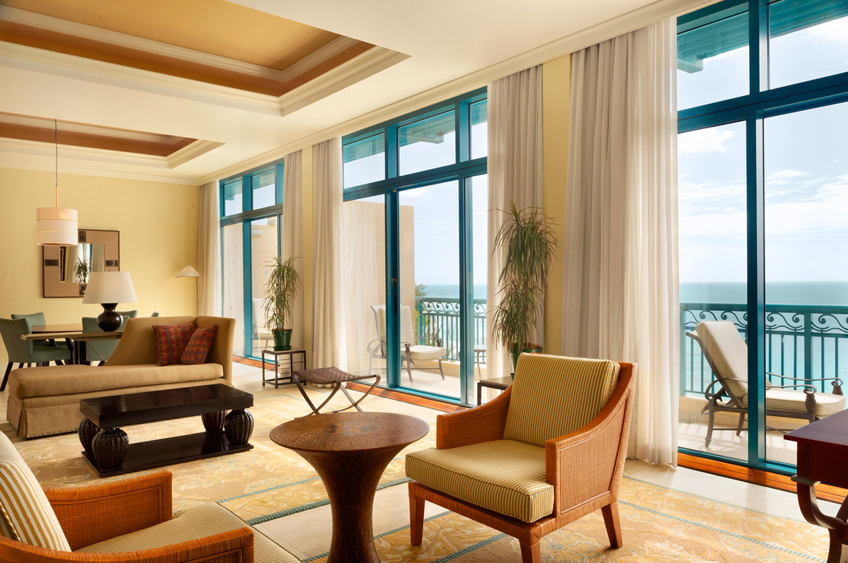 Rooms: Hilton Barbados Resort's Luxurious Suites