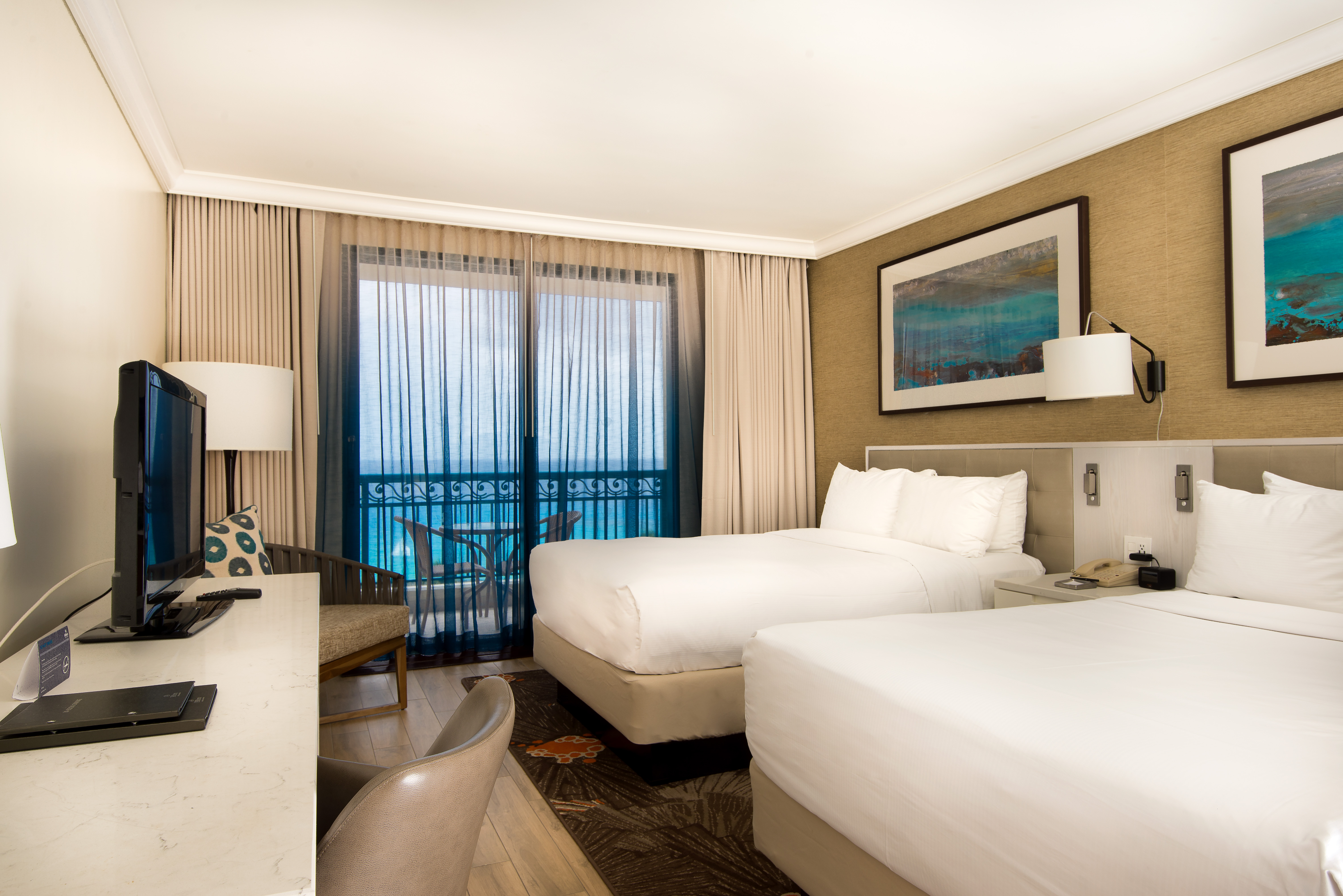 Guest Rooms L Hilton Barbados Resort Accommodations